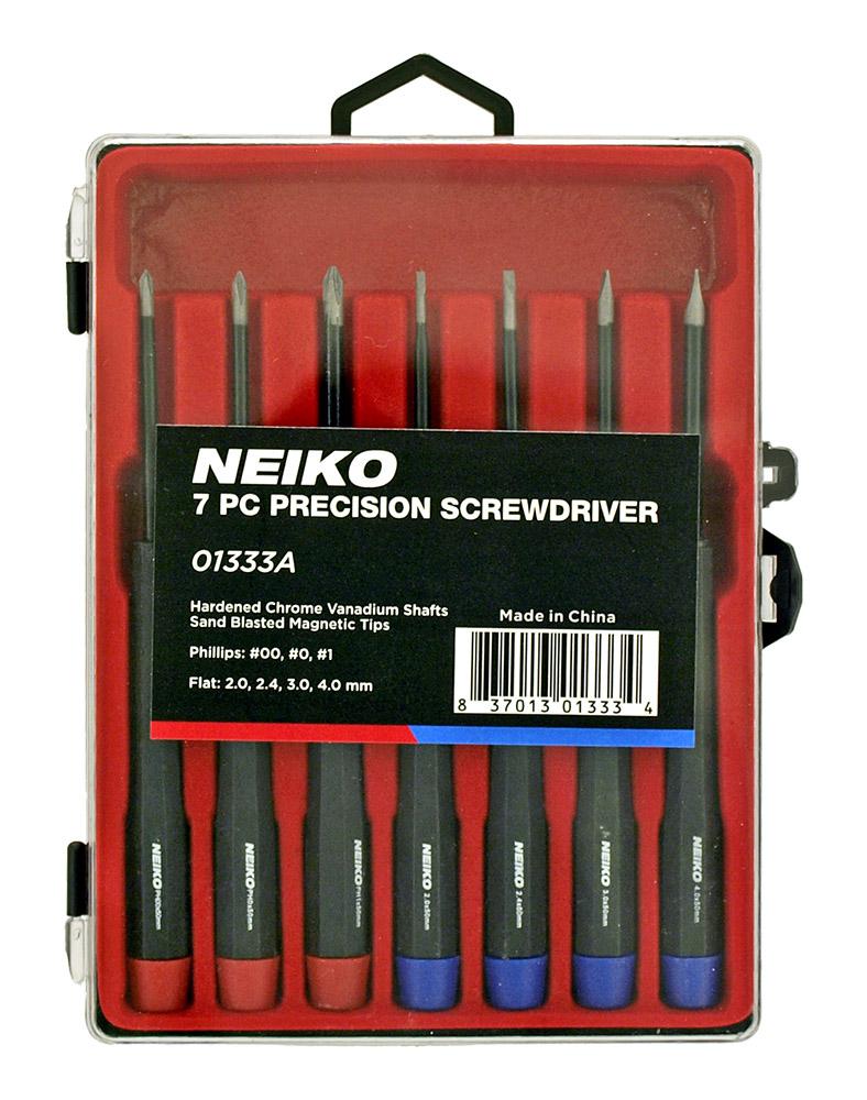 7 - pc. Precision Screwdriver Set