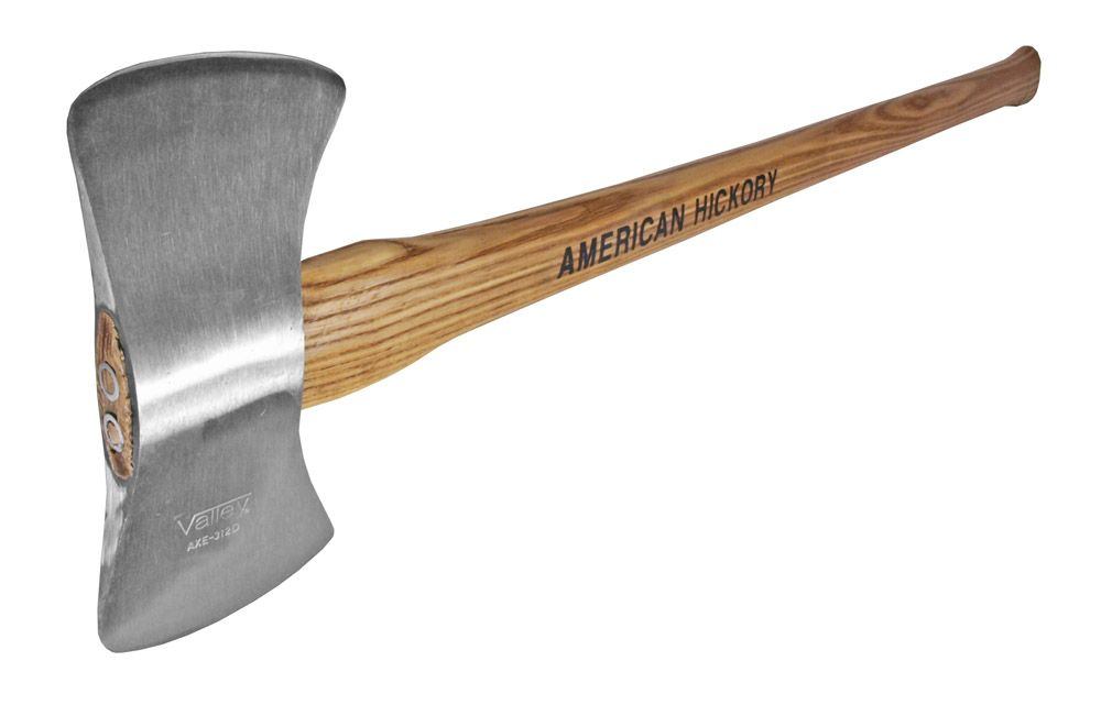 3-1/2 Lb. Wooden Handle Double Blade Axe