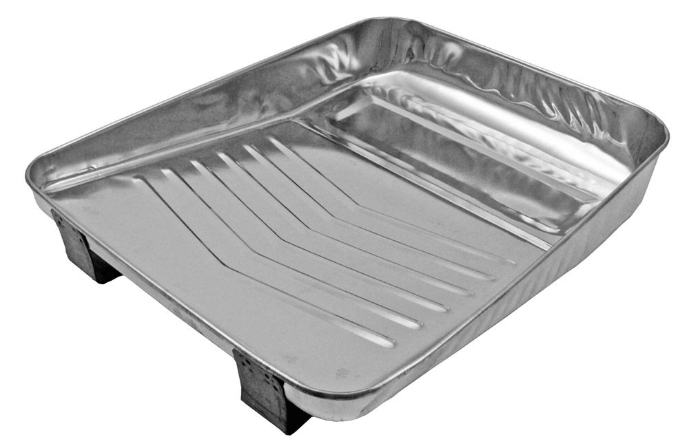 9 in Metal Paint Tray