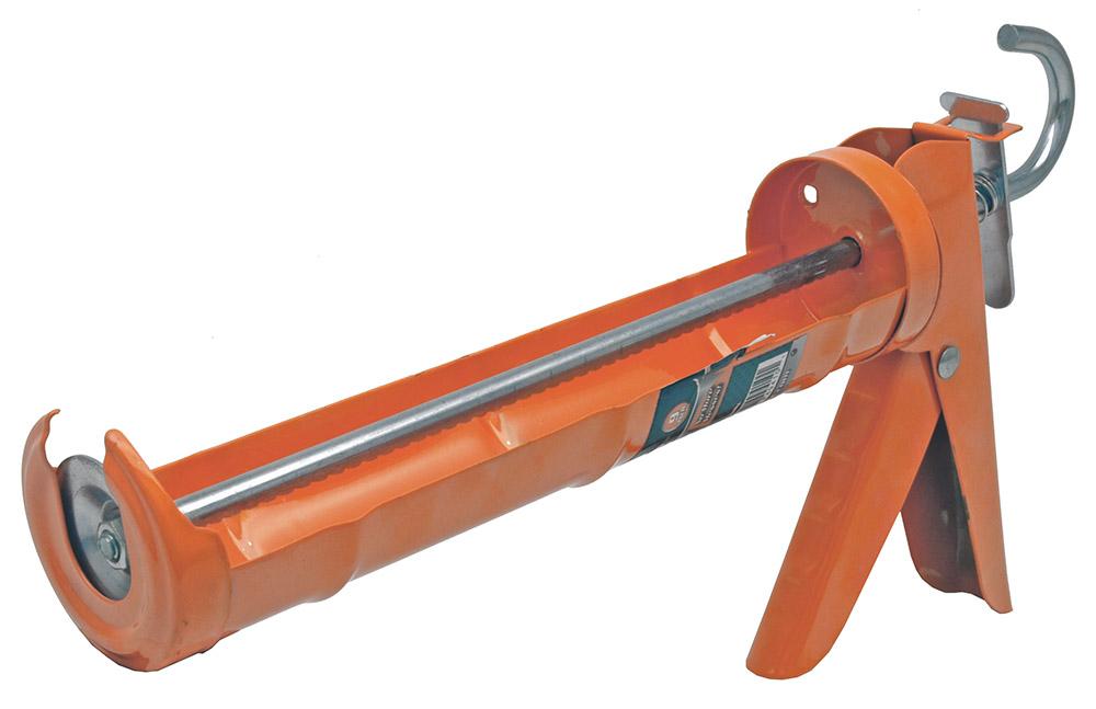Non-Drip Caulking Gun