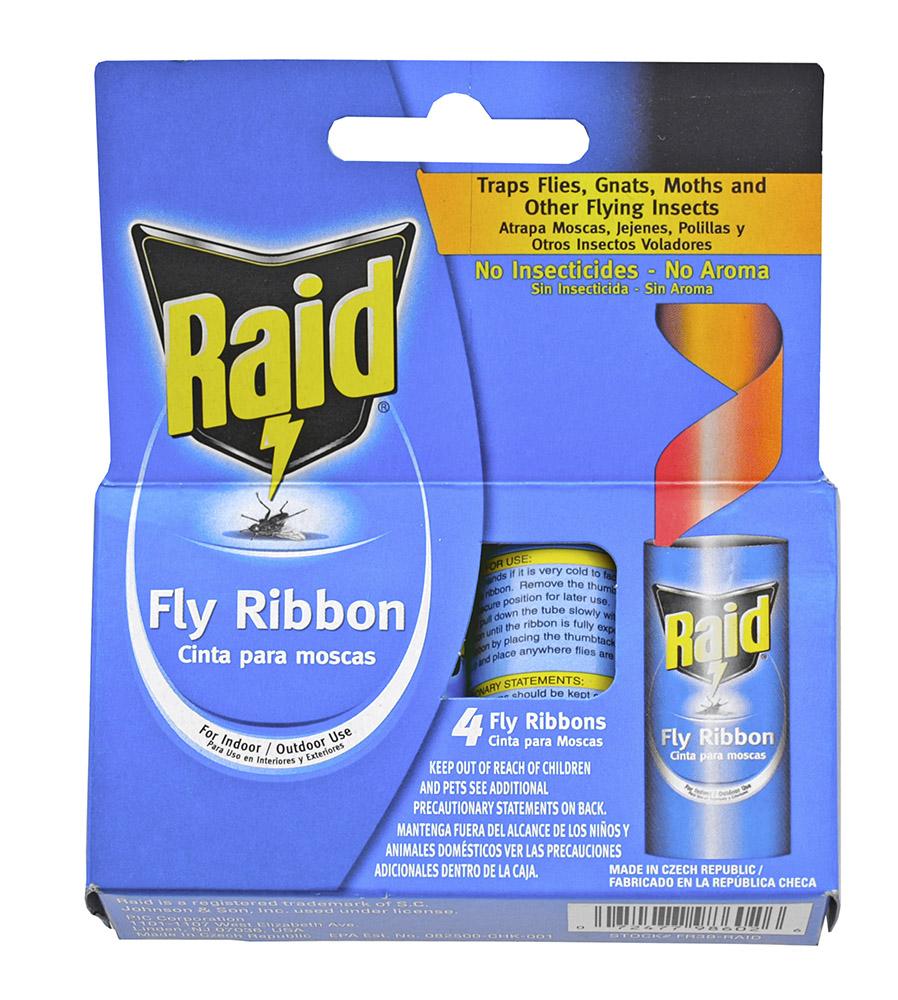 Raid Fly Ribbon