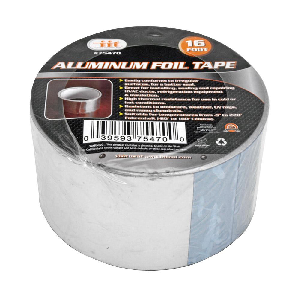 2 in x 16' Aluminum Foil Tape