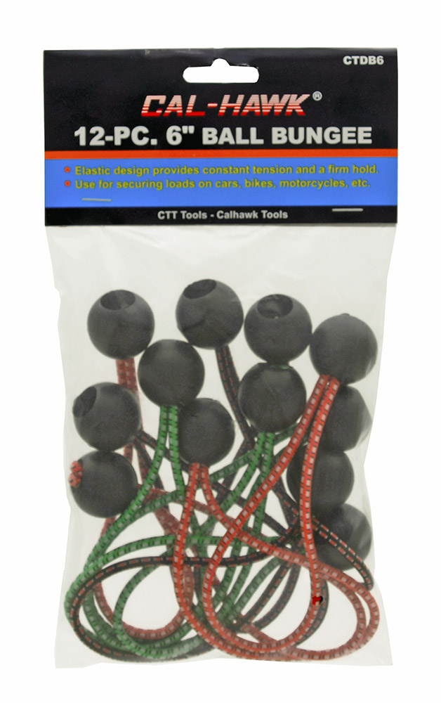 12-pc. 6 in Ball Bungee