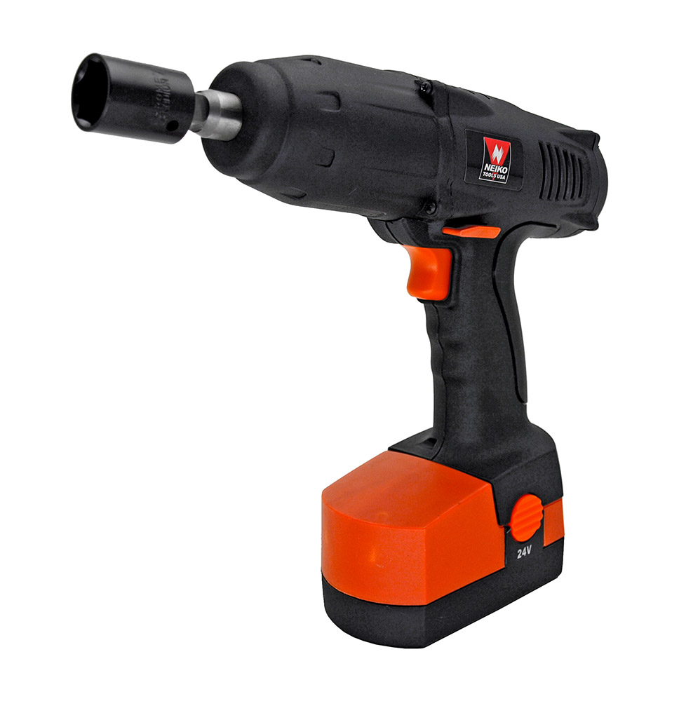 1/2 in 24v UL Impact Wrench