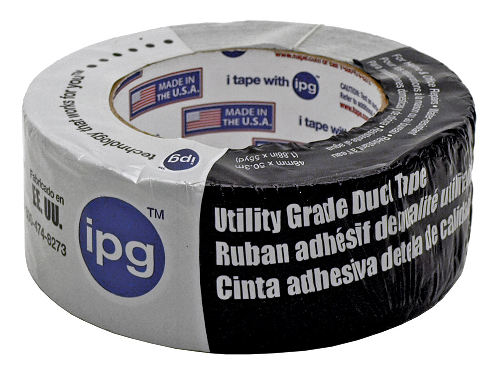 2' x 55yd. Silver Duct Tape