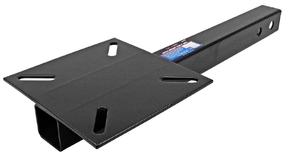 Hitch Mount Vise Plate