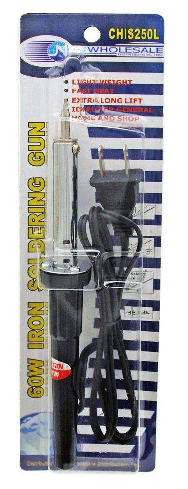 60 Watt Pencil Type Soldering Iron