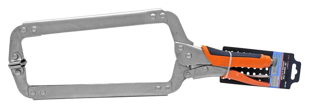 18 in Swivel Pad Locking C-Clamp