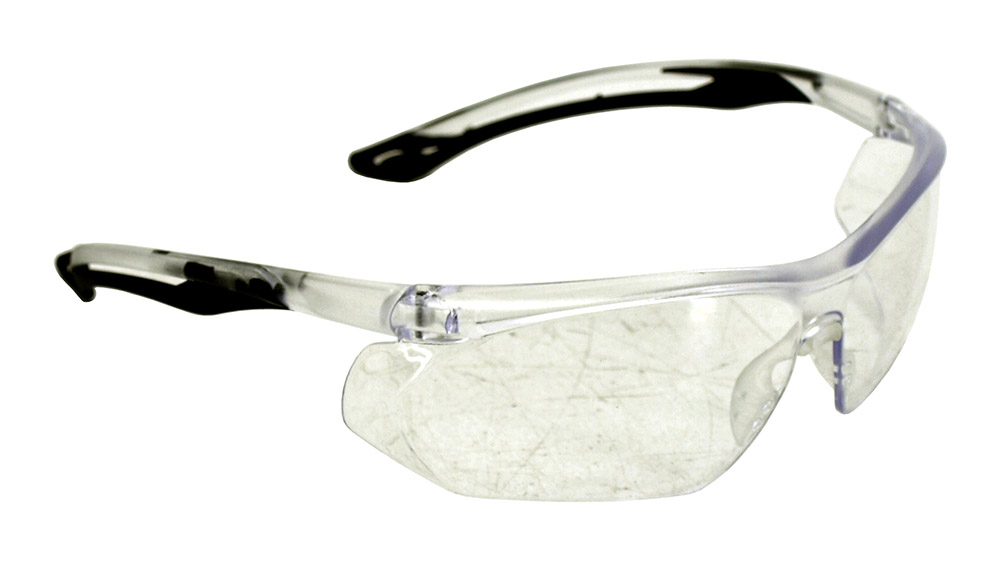 Parallax Safety Eyewear - Clear