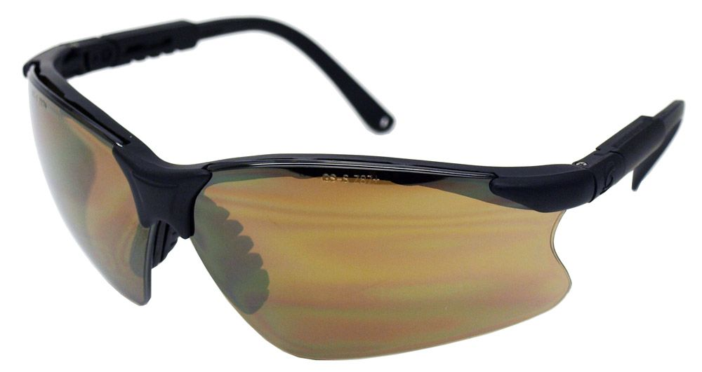 Scorpion Safety Glasses - Mocha