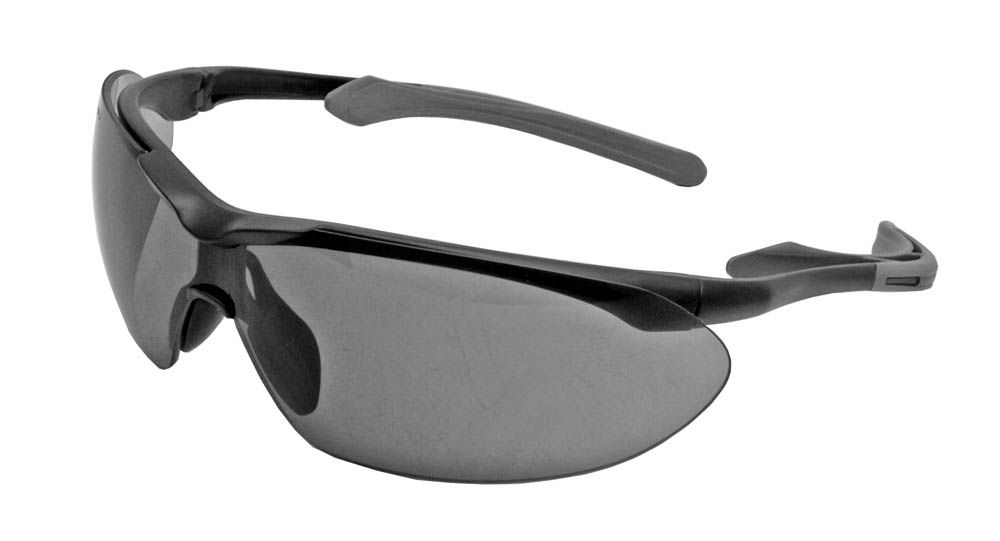 Flight Safety Glasses - Smoke Lens