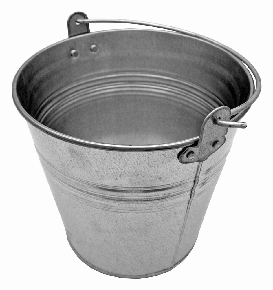 1 Gallon Steel Bucket Click To Enlarge