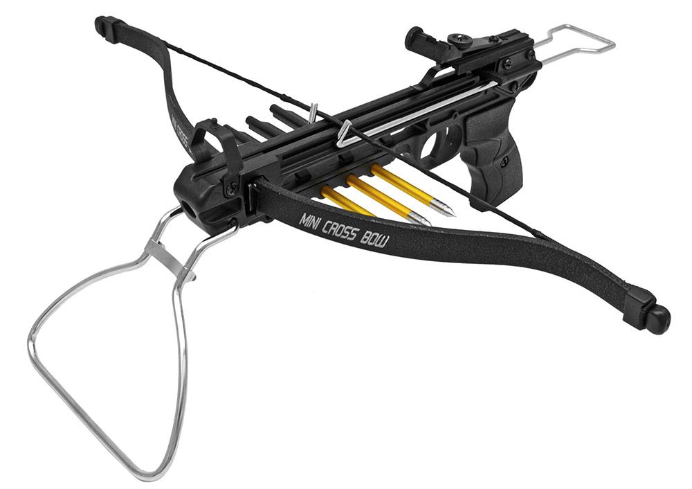80 Lb. Pistol Crossbow