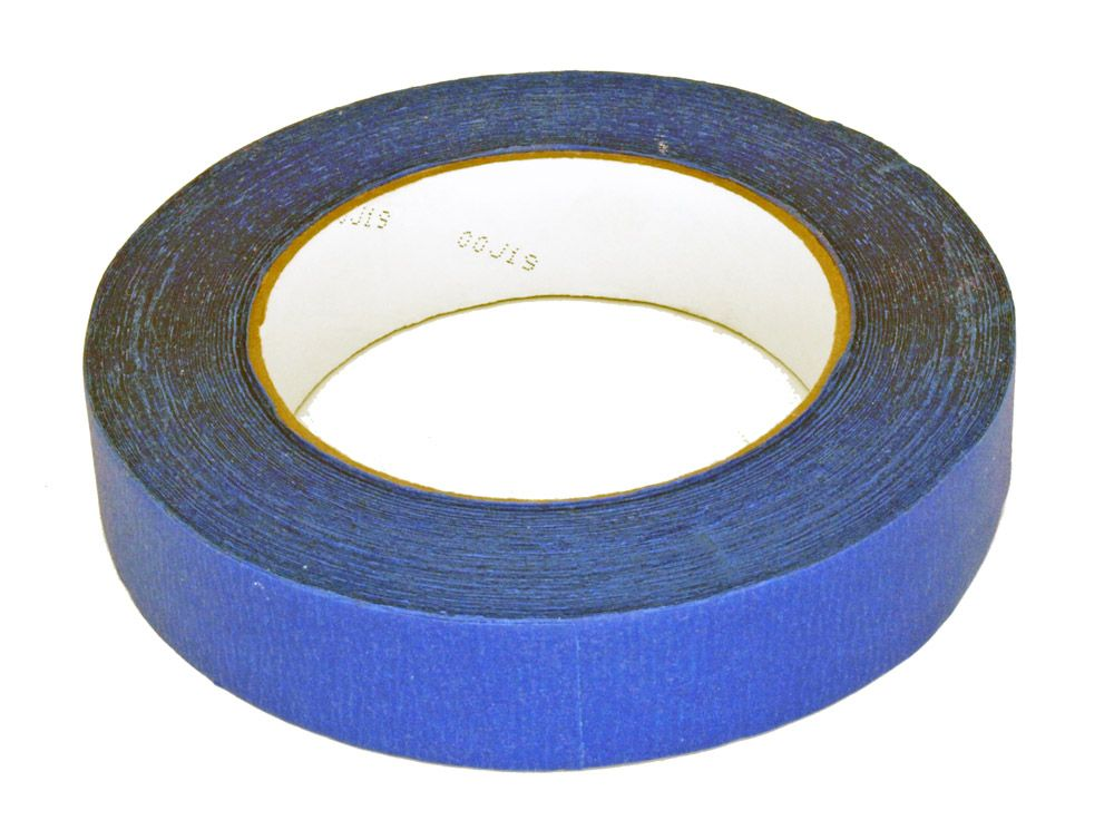 1 in x 60 yds. Blue Painter's Tape