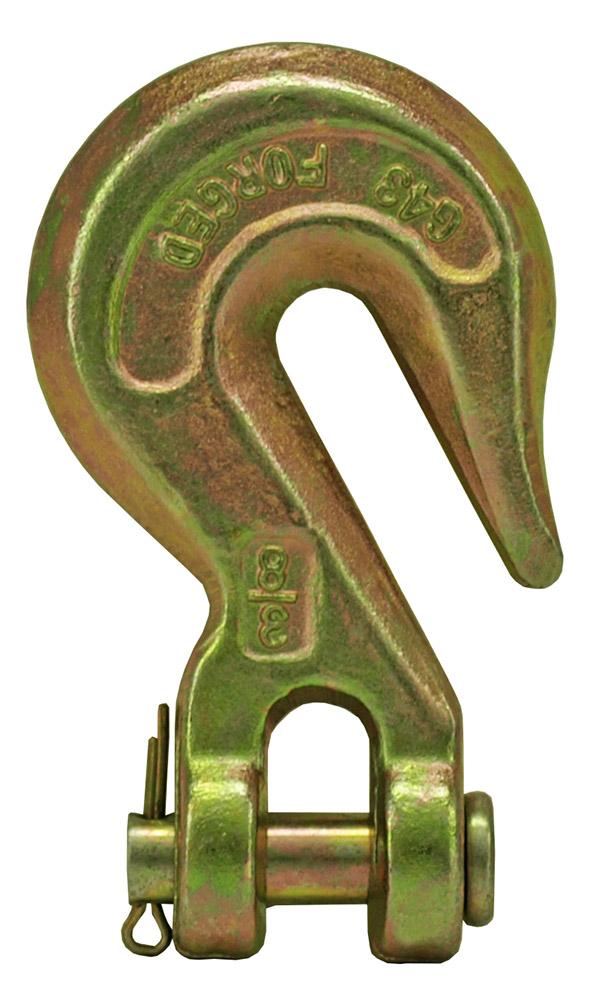 3/8 in Clevis Grab Hook