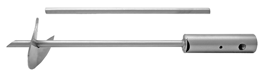 Heavy Duty Stake and Rod