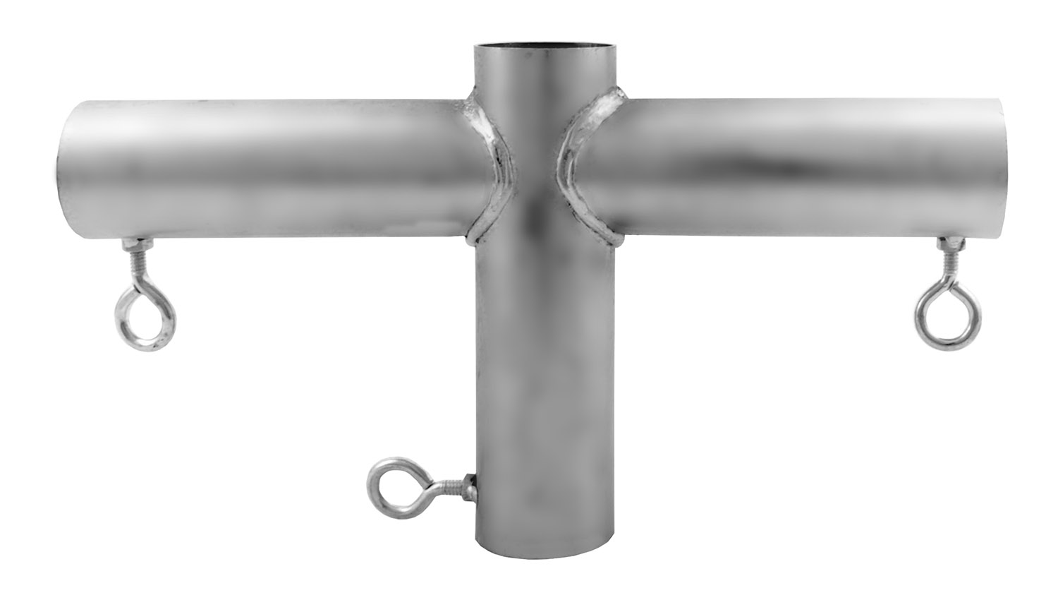 1-7/8 in 4-Way Side Wall Canopy Fitting