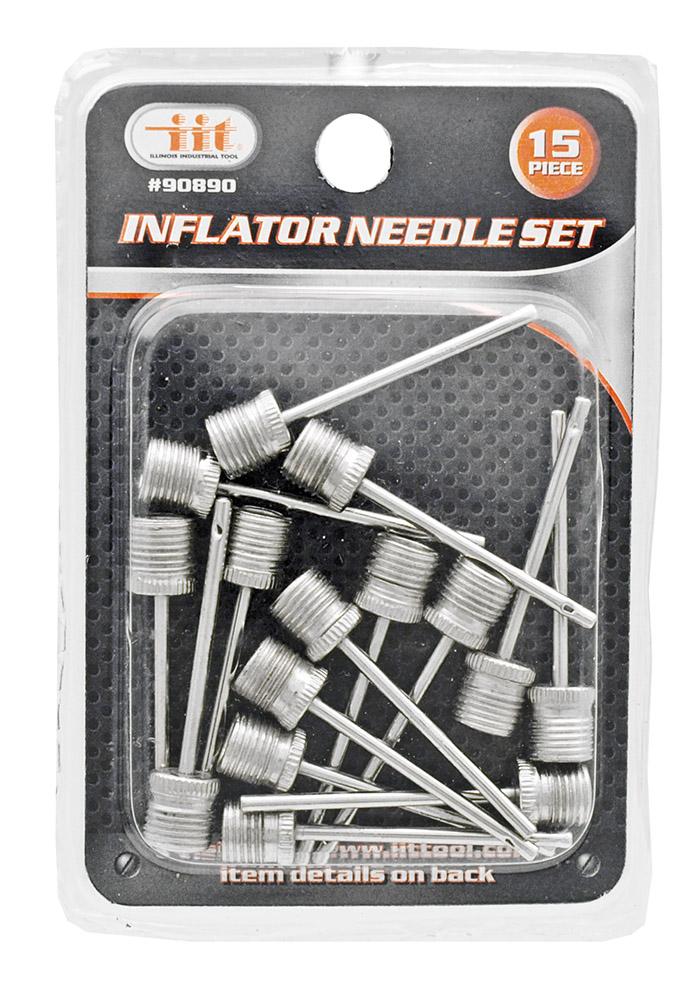 15-pc. Inflator Needle Set