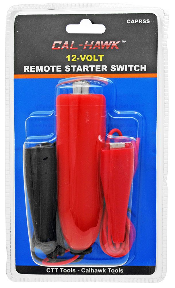 12V Remote Starter Switch