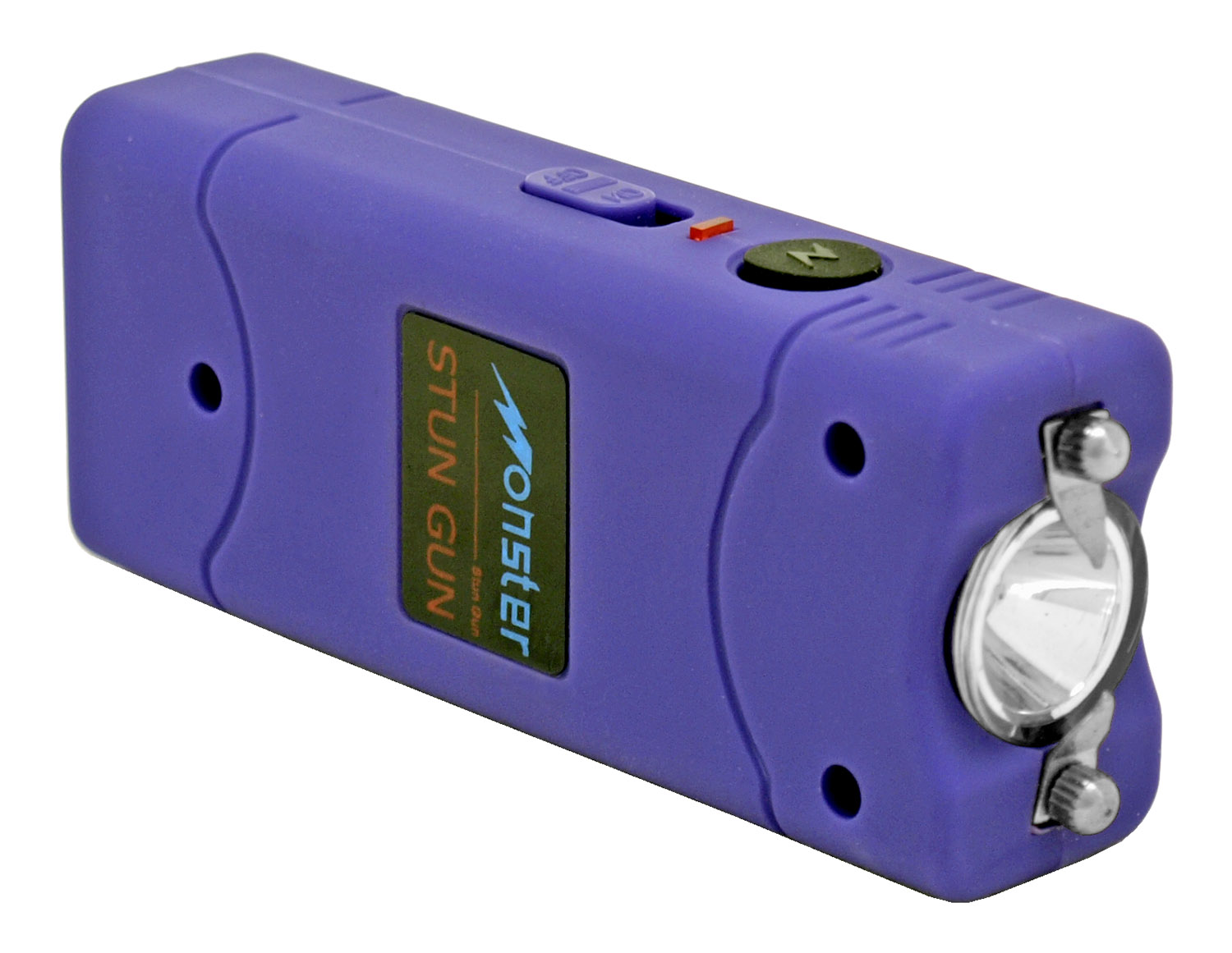 Monster Ultra Mini Stun Gun - Purple