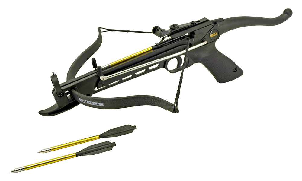 The Burst 80-lb Self Cocking Metal Crossbow