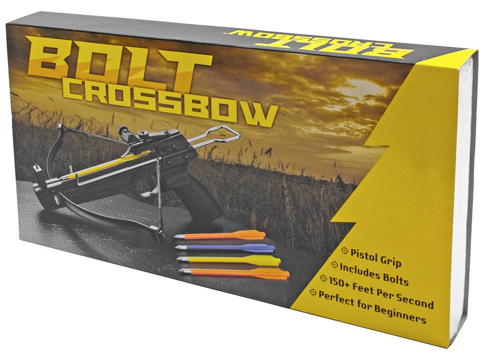 The Bolt 50 Lb  Pistol Crossbow