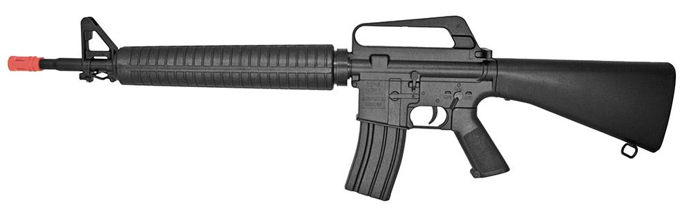 M16A1 Spring Airsoft Rifle