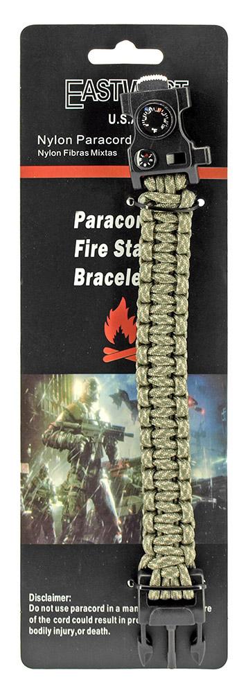Master Sergeant Paracord Utility Bracelet  - Digital Camo