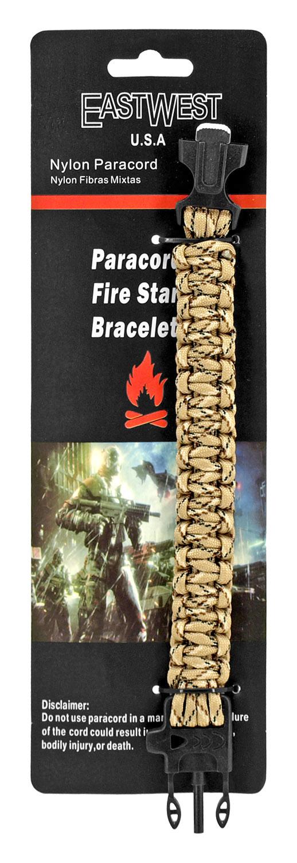 Specialist Paracord Utility Bracelet - Desert Digital Camo