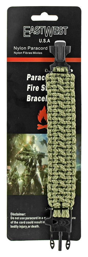 Corporal Paracord Utility Bracelet  - Digital Camo