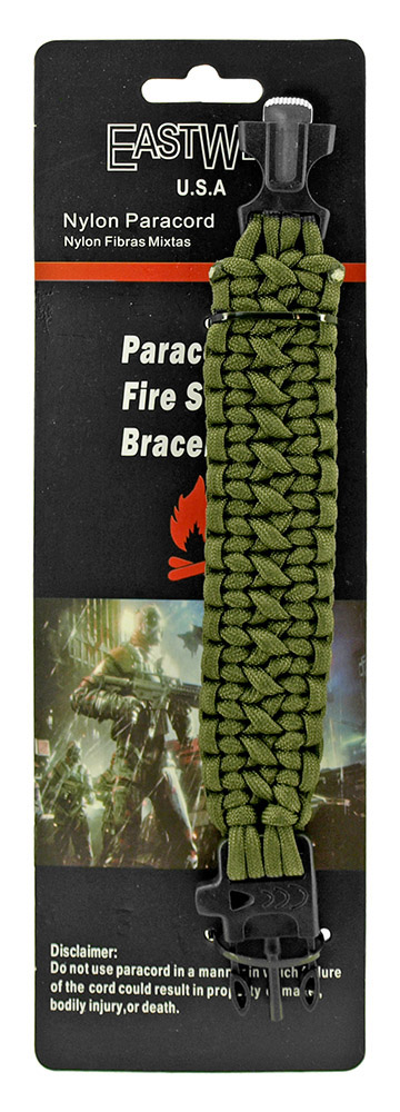 Corporal Paracord Utility Bracelet  - Olive Green