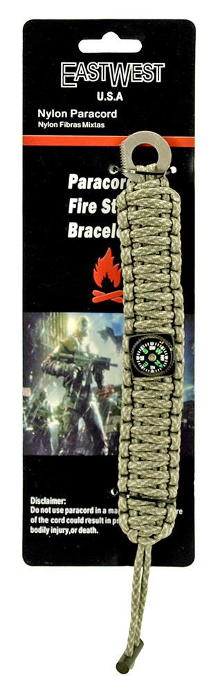 Staff Sergeant Paracord Utility Bracelet  - Digital Camo