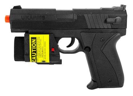 GY.666 Spring Airsoft Handgun