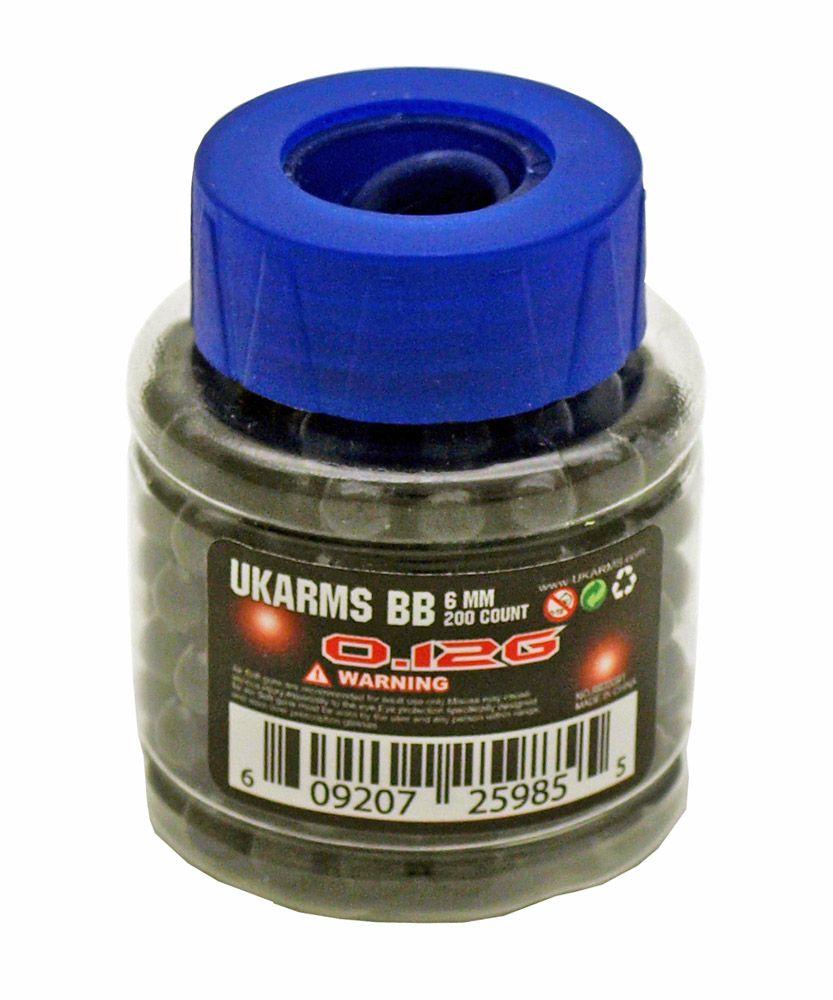 200-pc. 6mm BB's
