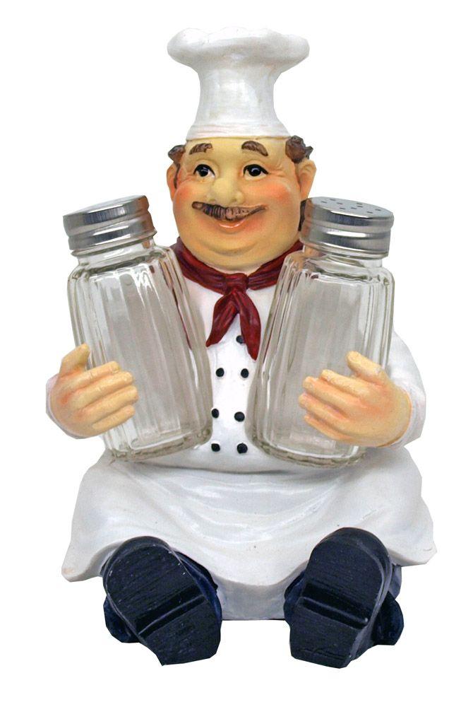Bon Apetit Salt and Pepper Shaker