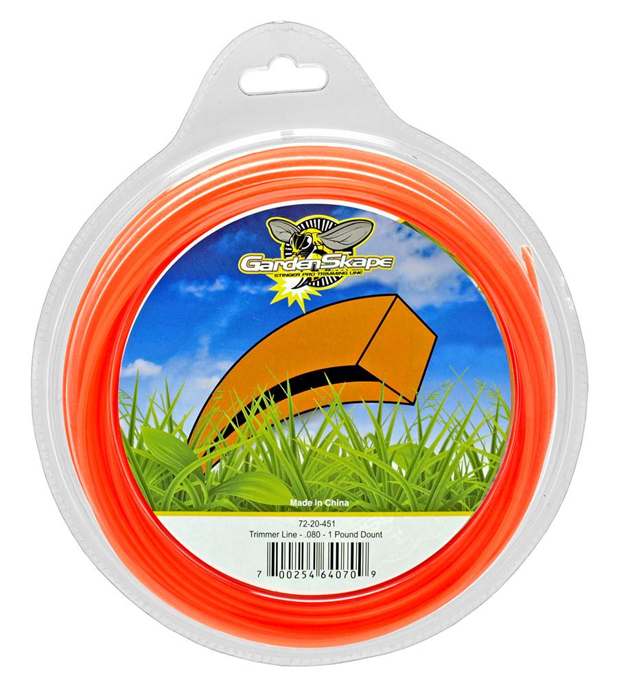 1 - lb. GardenSkape Stinger Pro Trimming Line .080