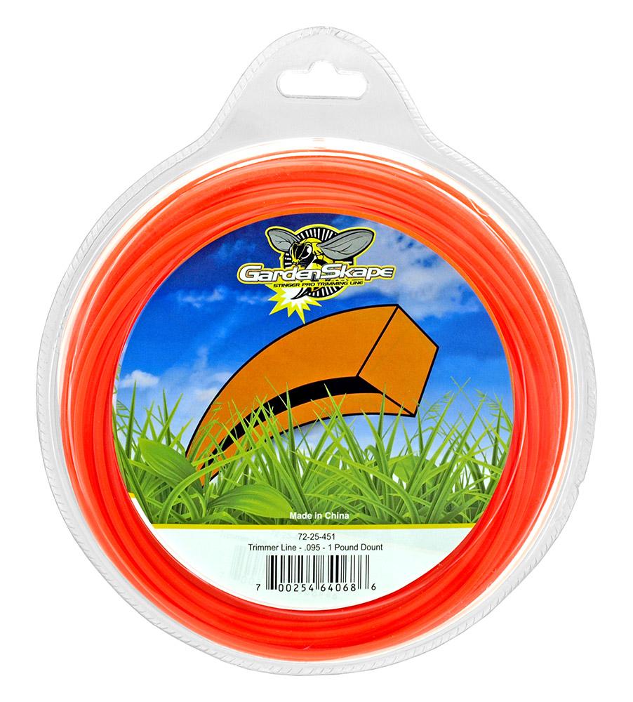 1 - lb. GardenSkape Stinger Pro Trimming Line .095
