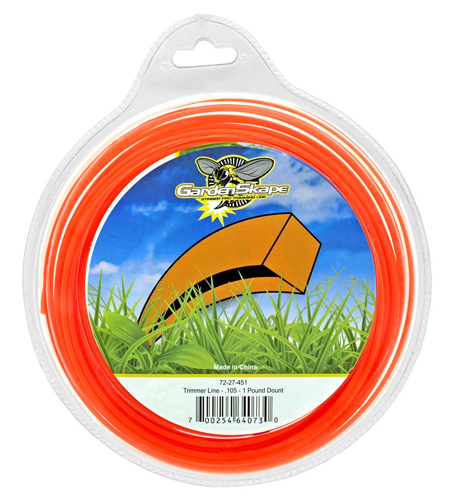1 - lb. GardenSkape Stinger Pro Trimming Line .105