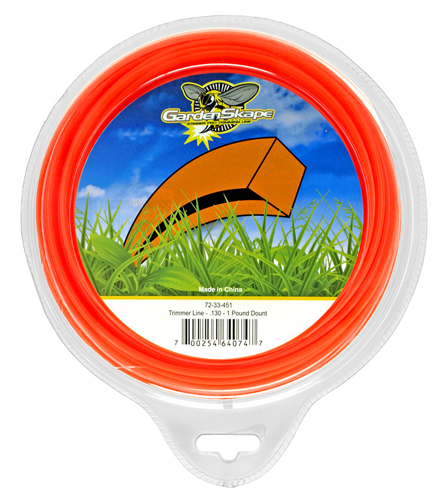 1 - lb. GardenSkape Stinger Pro Trimming Line .130