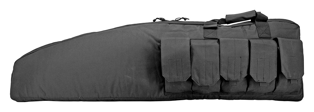 Regiment Rifle Bag - Black