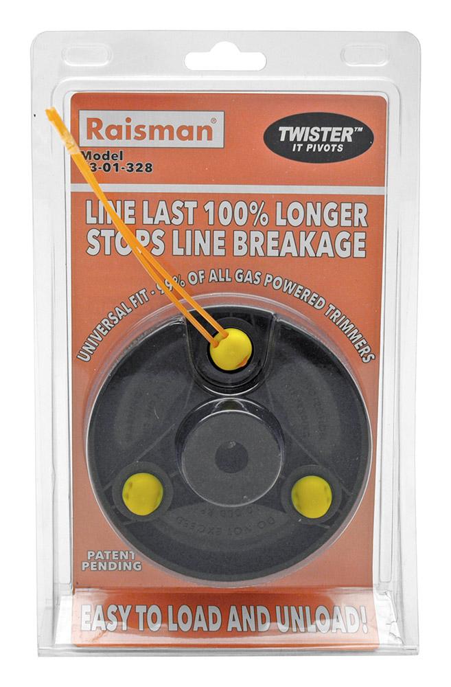 Raisman Twister Pivot Trimmer Head