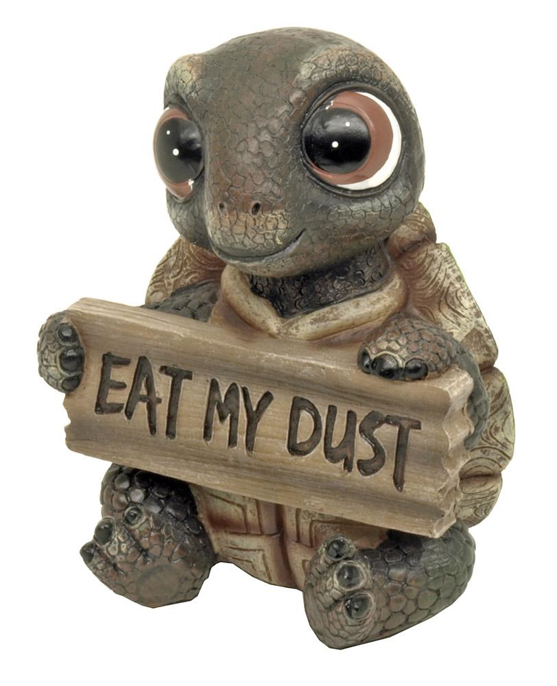 Zippy Turtle Figurine