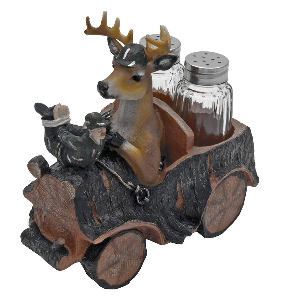 Venison Seasons Deer Salt And Pepper Shaker