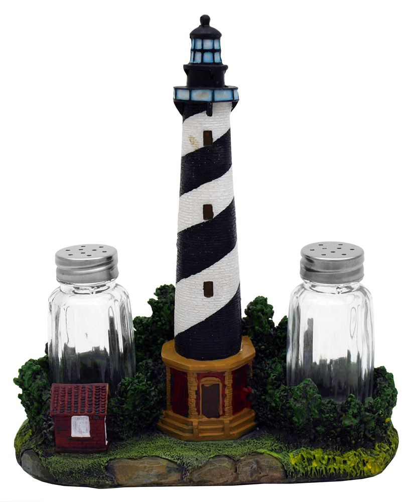Beacon Seasons Lighthouse Salt & Pepper Shaker