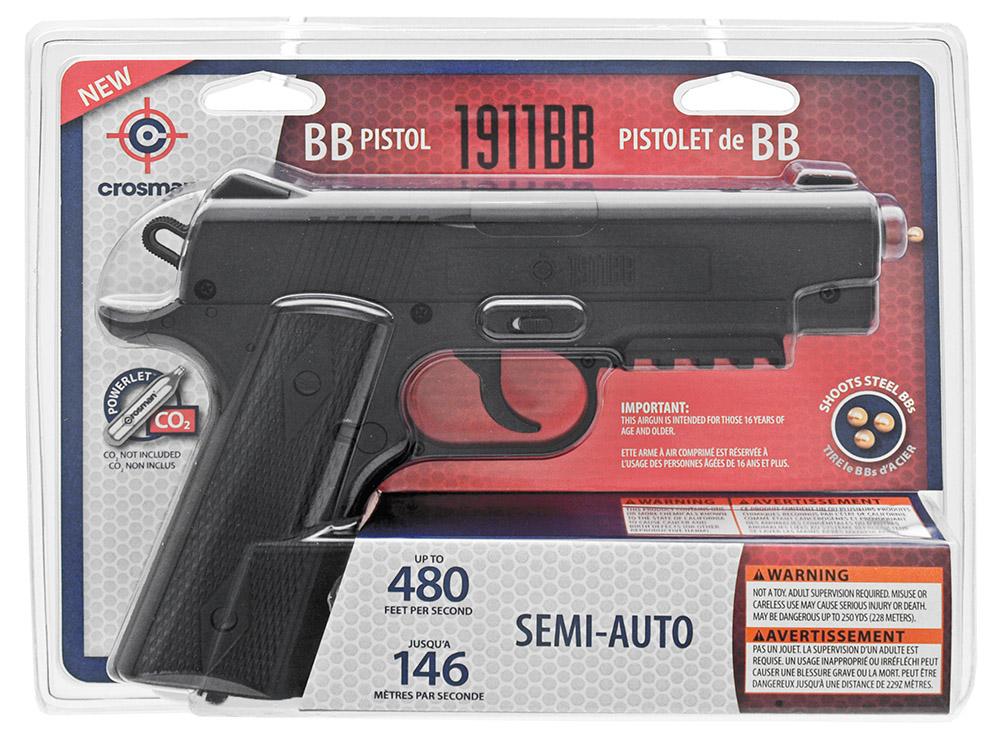 Crosman 1911 4 5mm CO2 BB Pistol