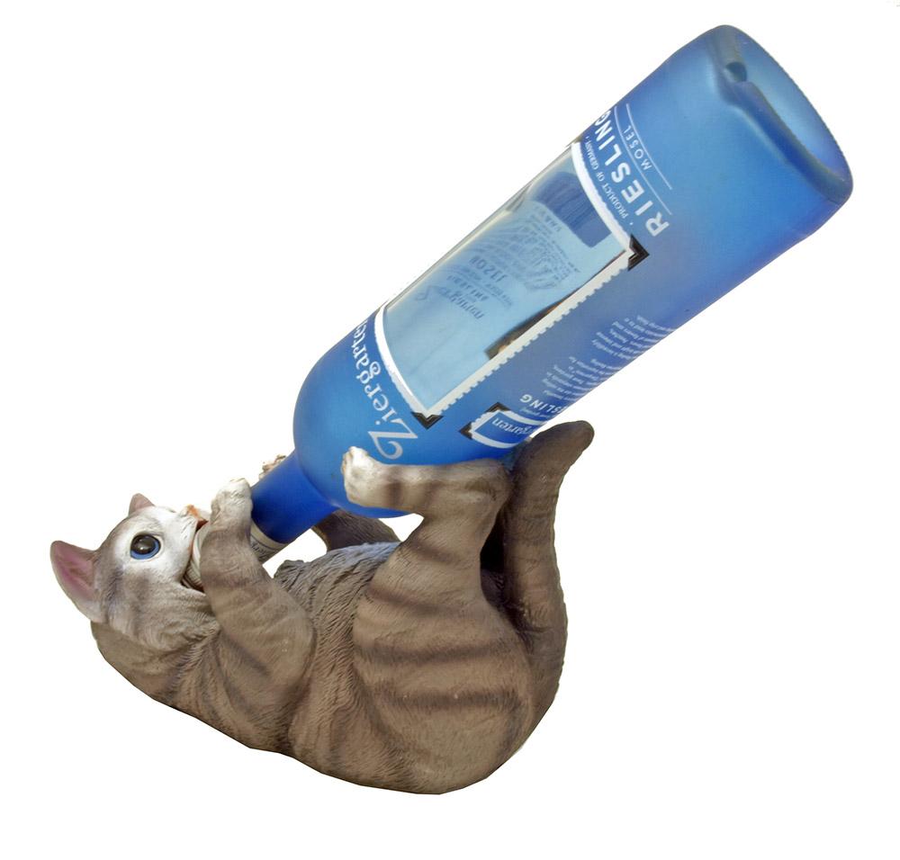 Feline Wine Bottle Holder