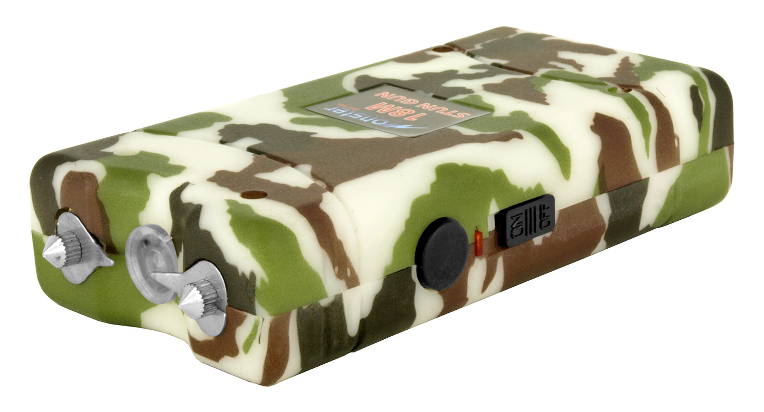 3 Million Volt Monster Stun Gun - Camo