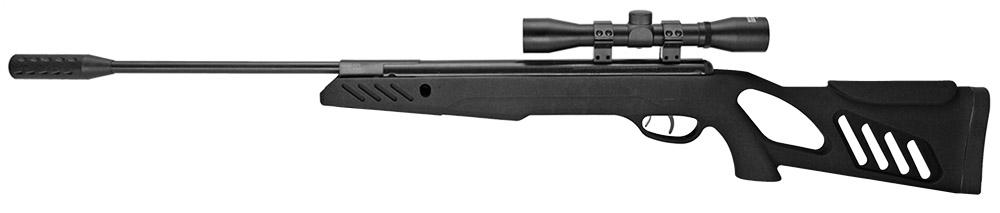 Swiss Arms TAC1 .177 Cal Break Barrel Pellet Rifle - Black