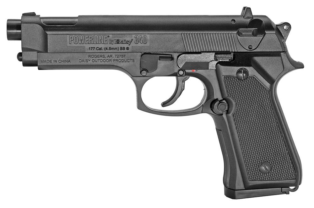 Daisy PowerLine 340 Spring Powered BB Pistol - Refurbished