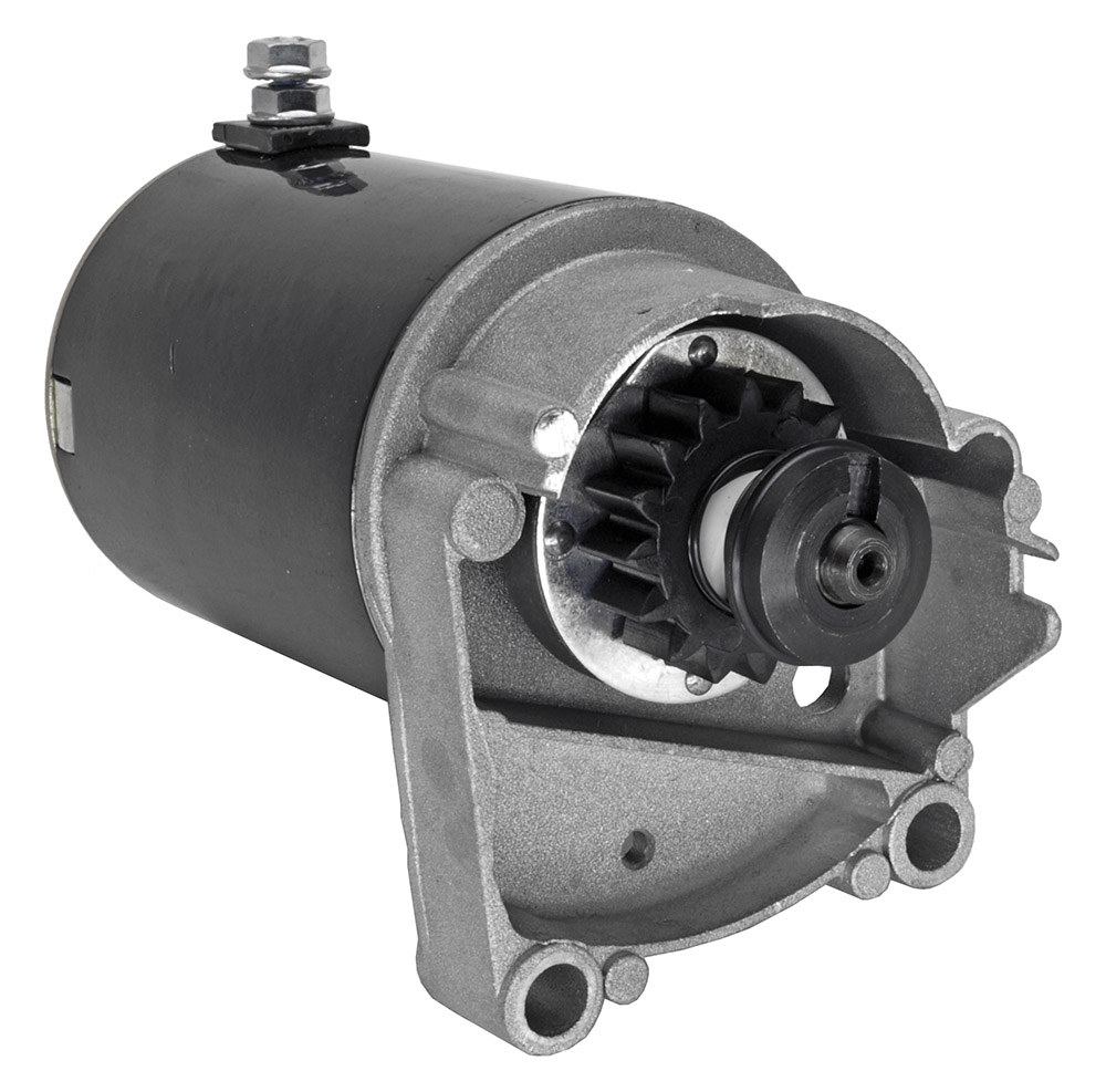 Starter Motor Replacement for Briggs 393017